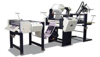 Wide format laminators - High performance
